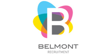 Belmont Recruitment logo