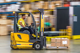 Warehouse, forklift truck, packing & distribution jobs